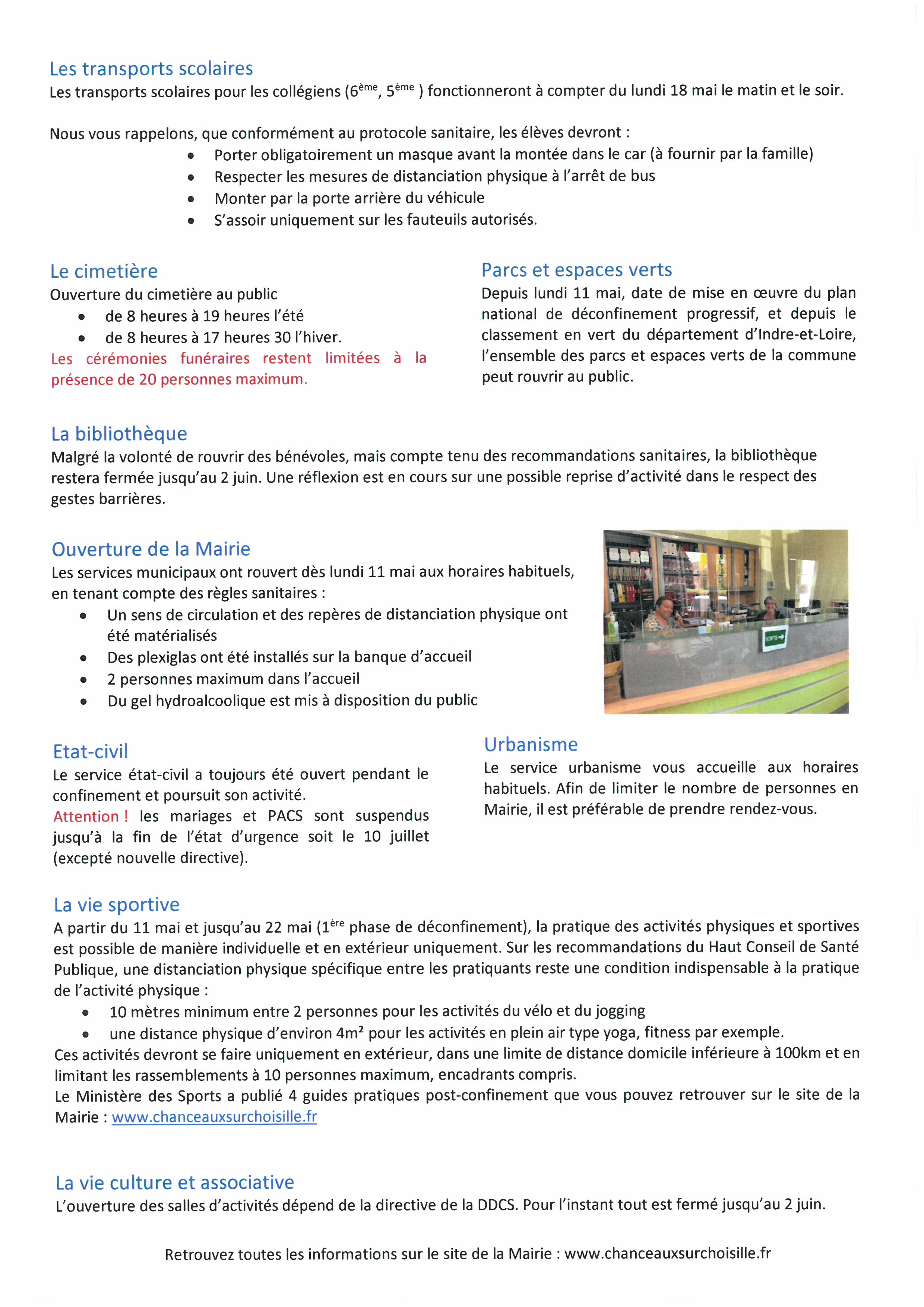 Bulletin dinformation n1 p2